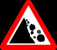 rockslide-sign-26517_1280